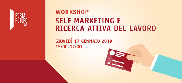 Foto Self Marketing e Ricerca Attiva di Lavoro